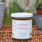 Confiture bio aux Oranges